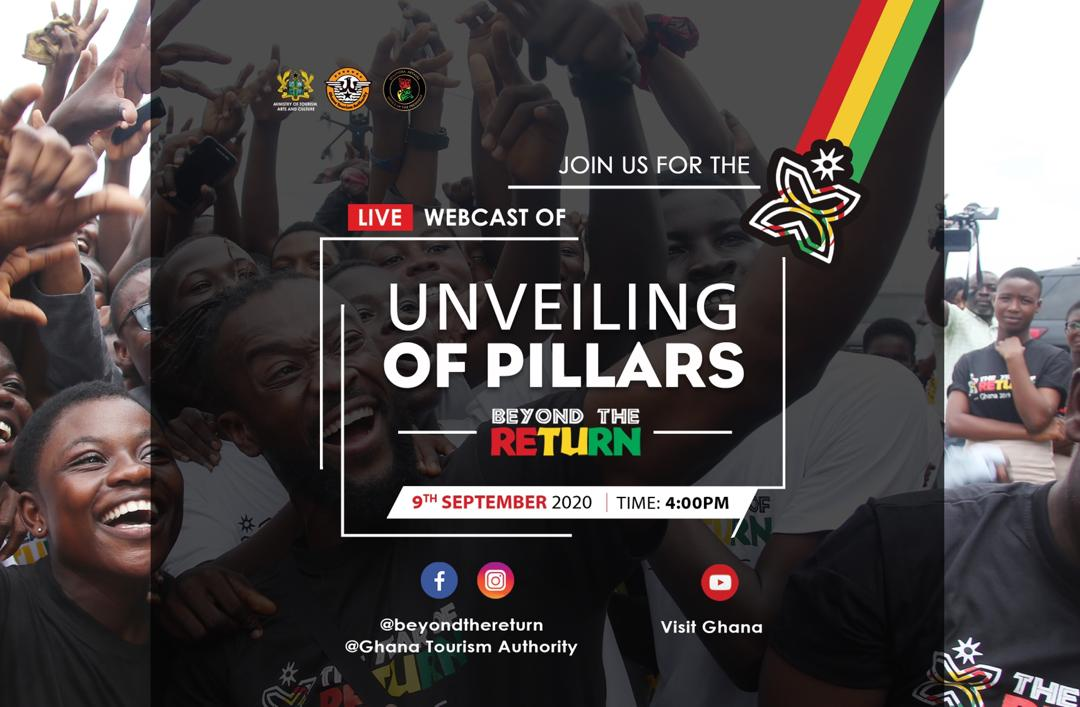 Unveiling of Pillars – 'Beyond The Return'