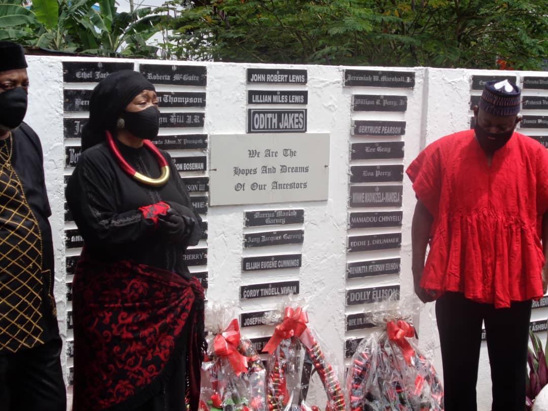 DIASPORA AFRICAN FORUM HONOURS CHADWICK AARON BOSEMAN