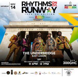Rhythms on da Runway is Back for the 2020 'Beyond the Return' Edition
