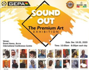Top Notch Artists Showcase Their Work At Sound Out 2020