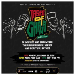 'A Taste Of Ghana: Rock Your African Print' to showcase rich Ghanaian culture