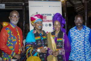 Beyond the Return, Ghana Tourism Authority Welcome Queen Afua's Wellness Delegation to Ghana