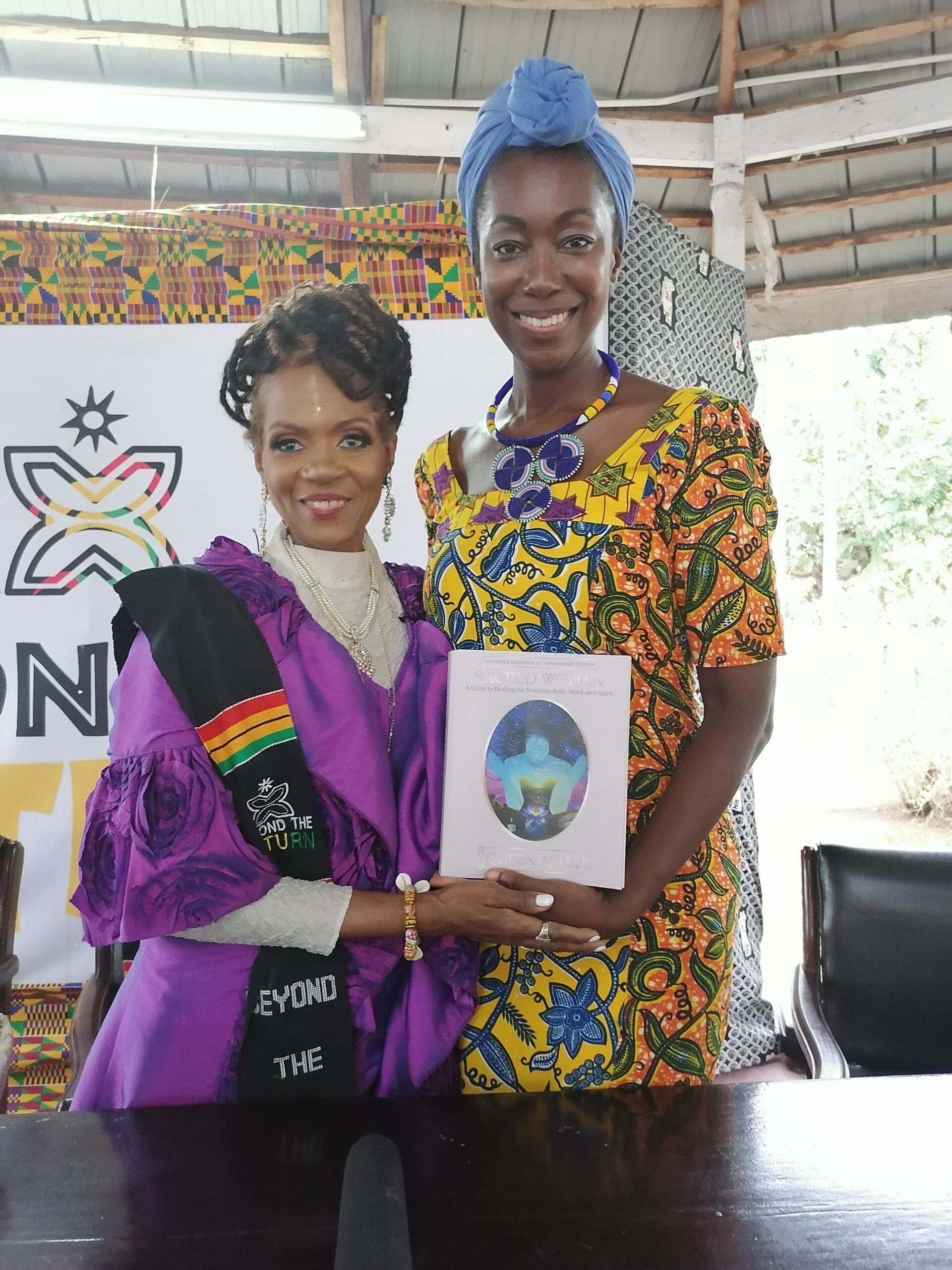 'We Must Go Back to How it Was Before' says Queen Afua
