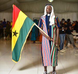 It Was 100% Ghanaian at Rhythms on da Runway 2020
