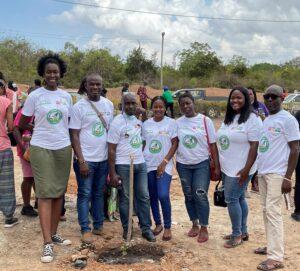 Ghana Plants Trees Nationwide for 'Green Ghana' Day