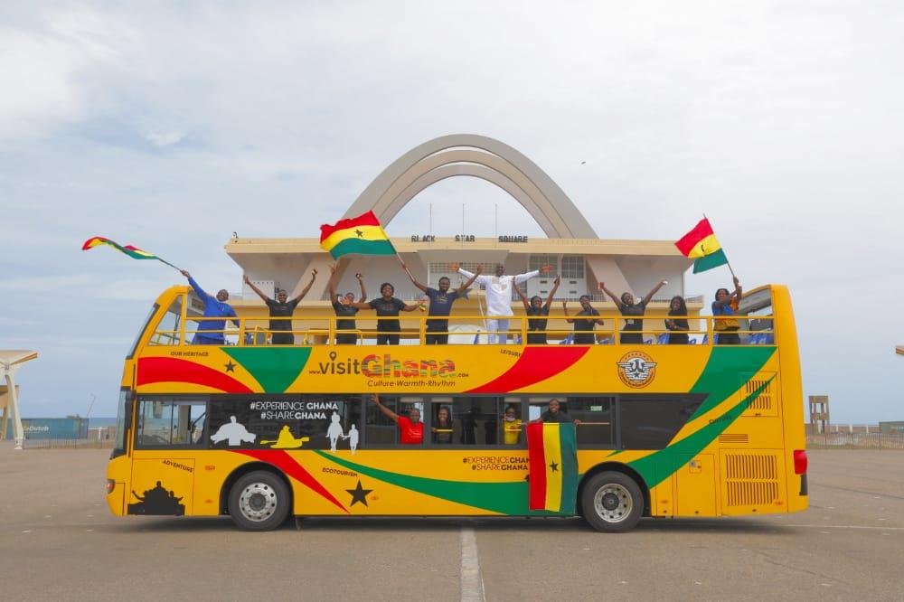 Ghana Launches Domestic Tourism Campaign; #ExperienceGhana #ShareGhana