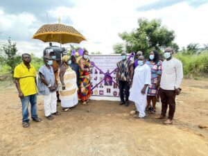 'Water is Life'; Omega Psi Phi Fraternity Commissions 50th Borehole in Ghana