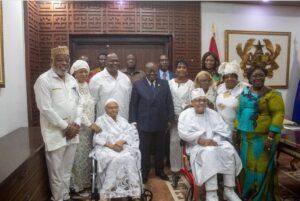 The President of Ghana Offers Citizenship to Tulsa Race Massacre Survivors