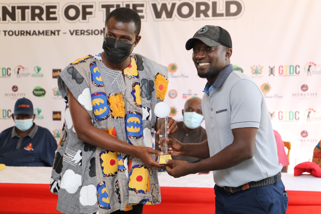 3rd Ghana Centre of the World Golf Tournament Launched
