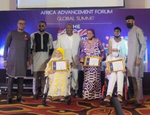 Mother Viola Fletcher Honoured with Africa Advancement Forum Award