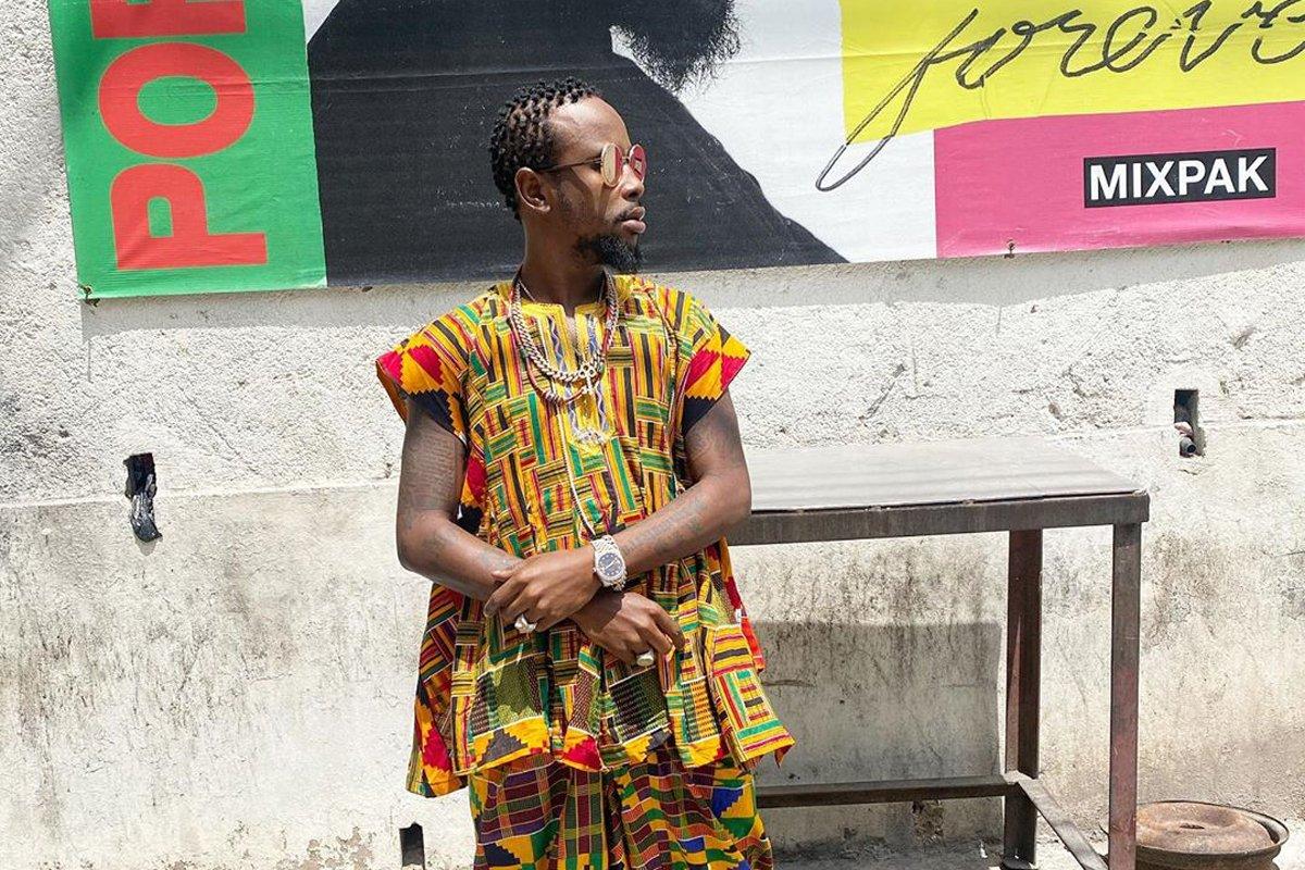 Dancehall Artist Popcaan Launching Next Album in Ghana