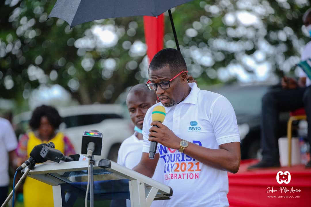 World Tourism Day 2021 Celebrated in Ghana's Volta Region