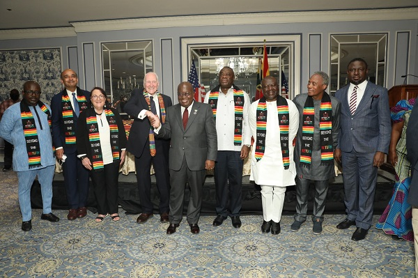 President Signs Historic Partnership Between Ghana Government and W.E.B. DuBois Museum Foundation